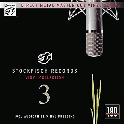 Alliance Various Artists - STOCKFISCH RECORDS VINYL COLLECTION VOLUME 3 (180 GRAM) / VAR