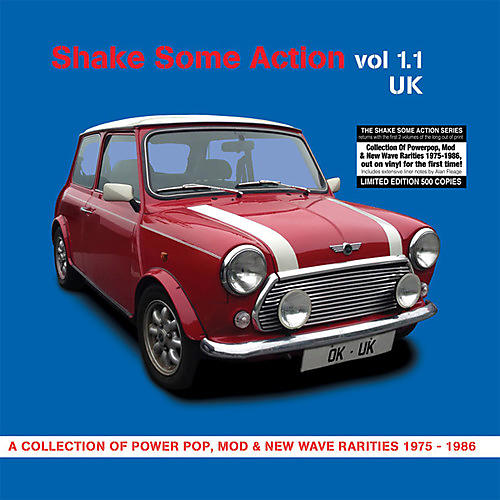 Alliance Various Artists - Shake Some Action 1.1 Uk: Collection / Various