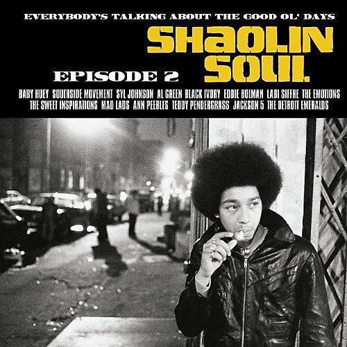 Alliance Various Artists - Shaolin Soul Everybody 2 / Various