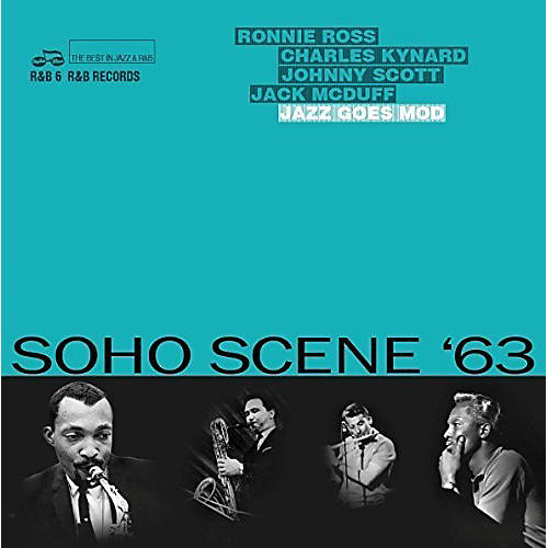 Alliance Various Artists - Soho Scene '63 (Jazz Goes Mod) / Various
