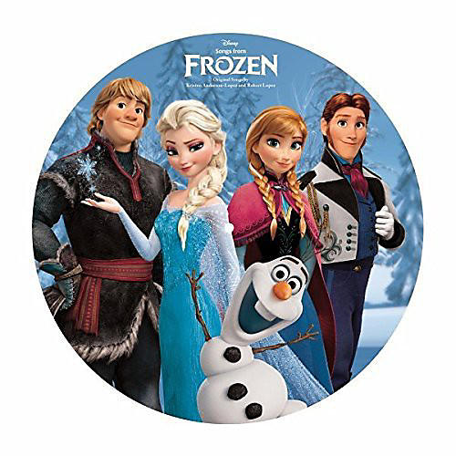 Alliance Various Artists - Songs From Frozen (Various Artists)