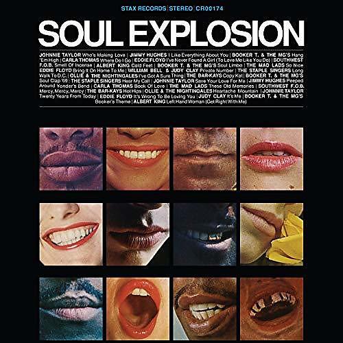 Alliance Various Artists - Soul Explosion (Various Artists)