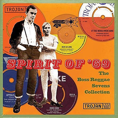 Alliance Various Artists - Spirit Of 69: Boss Reggae Sevens Collection / Various