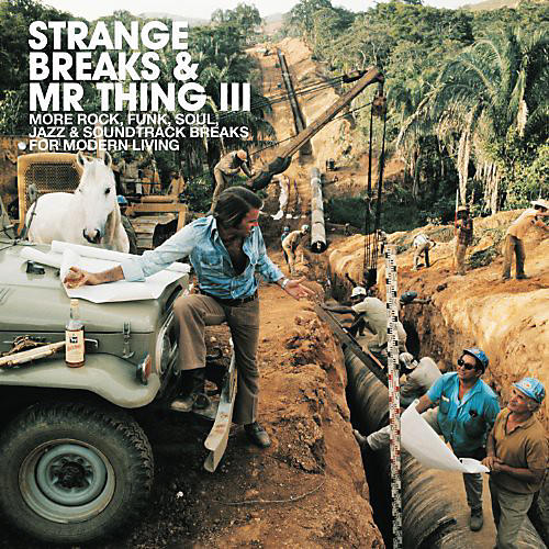 Alliance Various Artists - Strange Breaks & Mr Thing III / Various