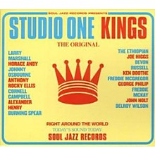 Various Artists - Studio One Kings