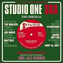 Various Artists - Studio One Ska