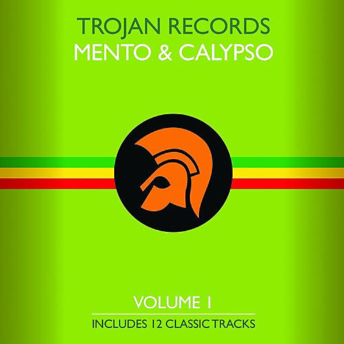 Alliance Various Artists - The Best Of Trojan Mento & Calypso, Vol. 1