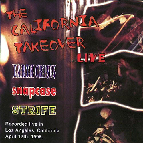 Alliance Various Artists - The California Takeover Live