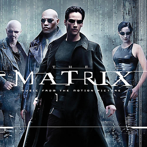 Alliance Various Artists - The Matrix (Music From the Motion Picture)