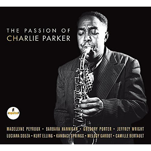 Alliance Various Artists - The Passion Of Charlie Parker (Various Artists)