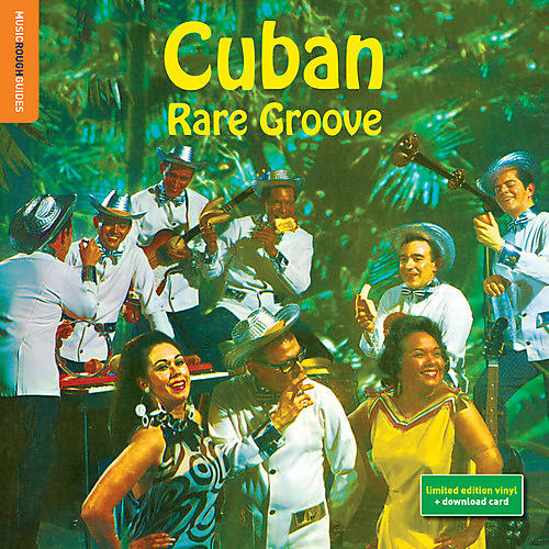 Alliance Various Artists - The Rough Guide To Cuban Rare Groove (Various Artists)