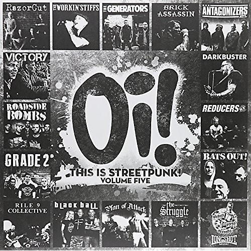 Alliance Various Artists - This Is Streetpunk 5 / Various