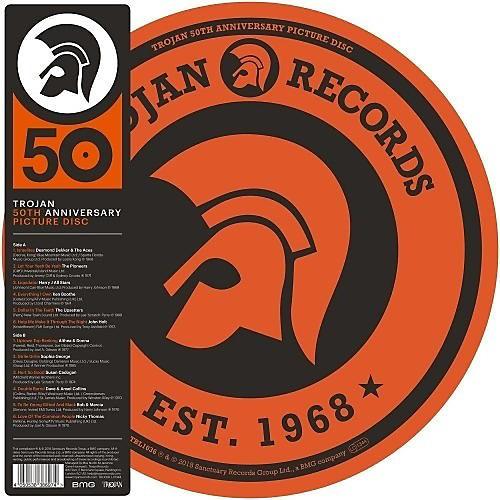 Alliance Various Artists - Trojan 50th Anniversary
