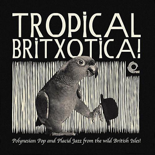 Alliance Various Artists - Tropical Britxotica Polynesian Pop & Placid / Var