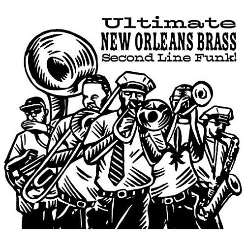 Alliance Various Artists - Ultimate New Orleans Brass Band / Various