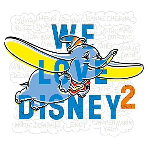 Alliance Various Artists - We Love Disney 2 (French) / Various