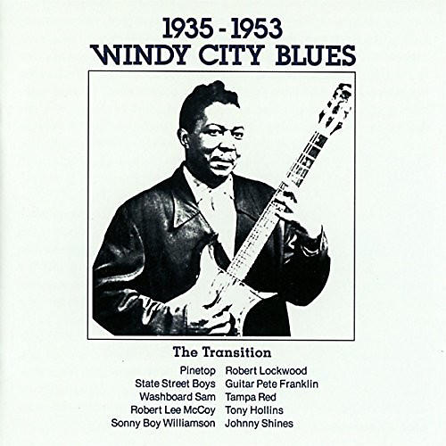 Alliance Various Artists - Windy City Blues 1935-1953 / Various