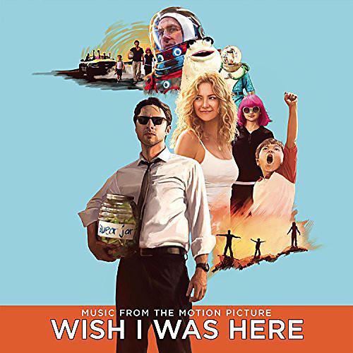 Alliance Various Artists - Wish I Was Here (Original Soundtrack)
