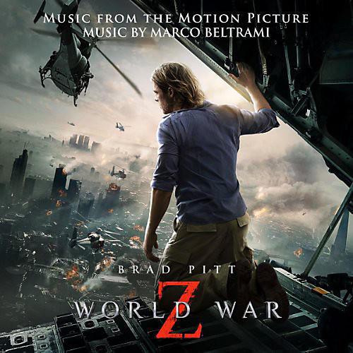 Alliance Various Artists - World War Z (Score) (Original Soundtrack)