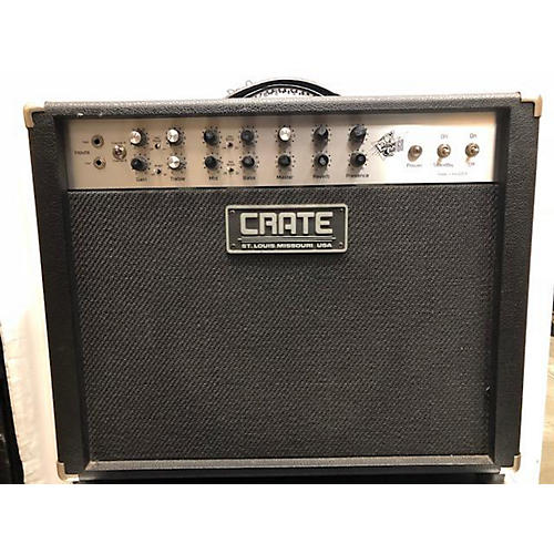 Crate Vc 6112 Tube Guitar Combo Amp
