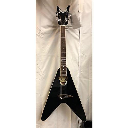 Dean Vco Cbk Acoustic Electric Guitar