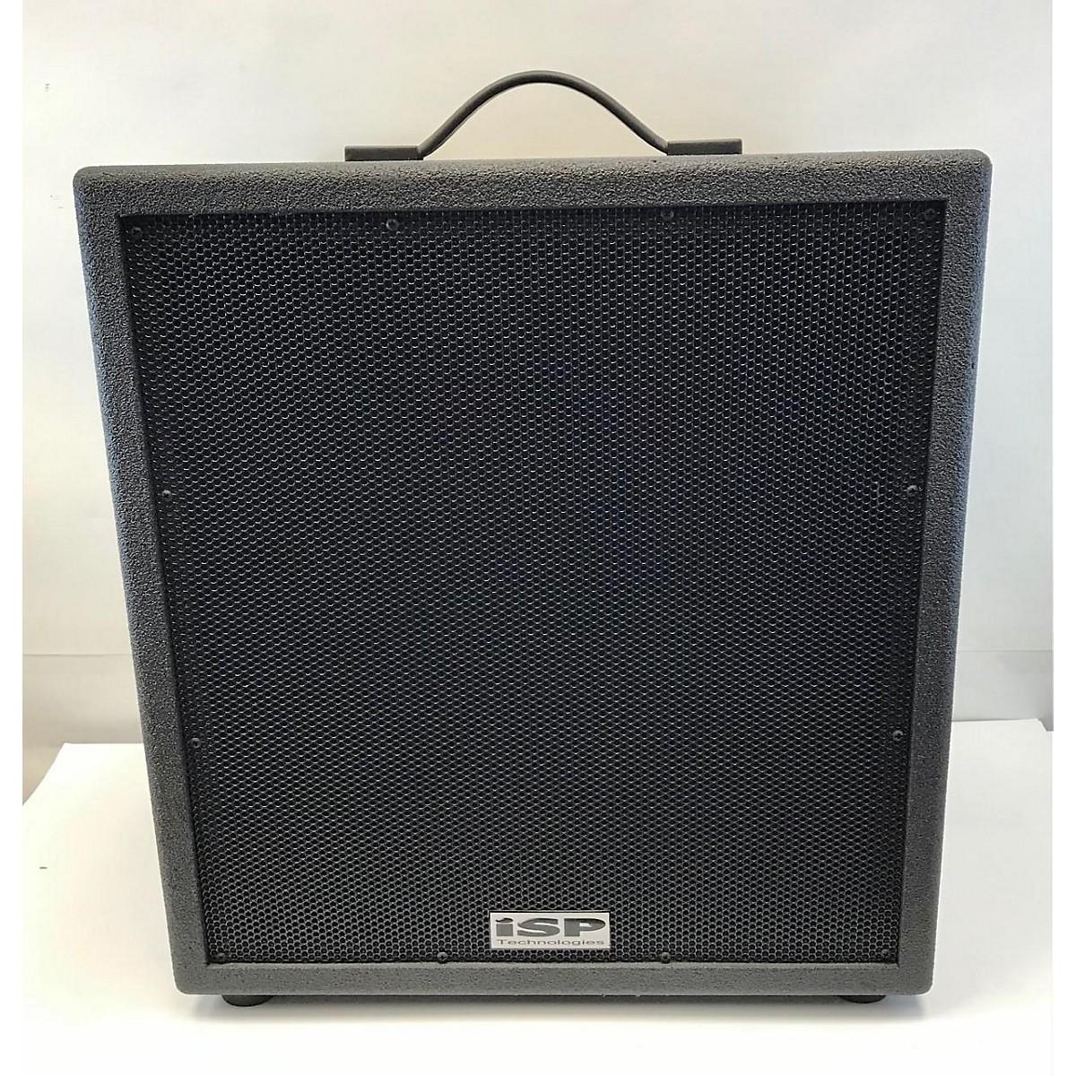 Isp Technologies Vector Sub Series 210 Guitar Cabinet