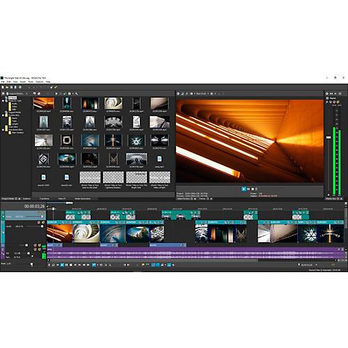 Magix Vegas Pro 16 Edit Upgrade