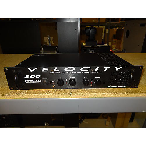 Rocktron Velocity 300 Guitar Cabinet