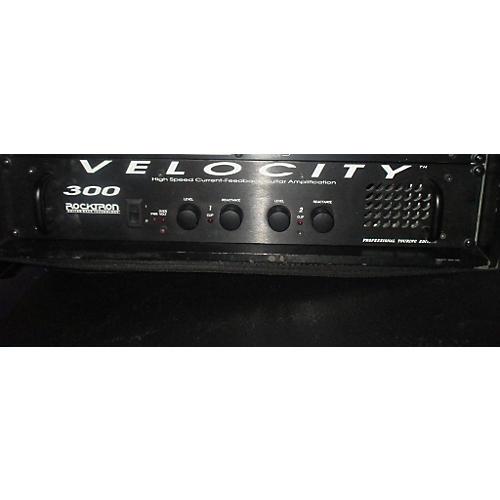 Rocktron Velocity 300 Guitar Power Amp