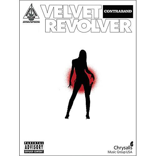 Hal Leonard Velvet Revolver Contraband Guitar Tab Songbook