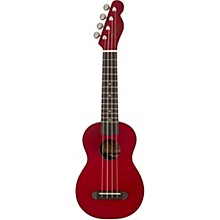 Fender Venice Soprano Ukulele Level 1 Cherry