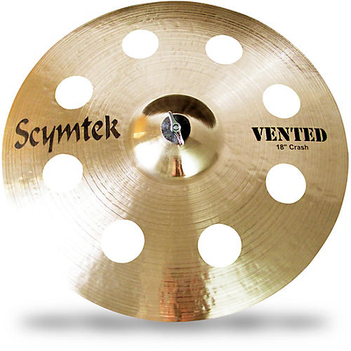 Scymtek Cymbals Vented Crash Cymbal