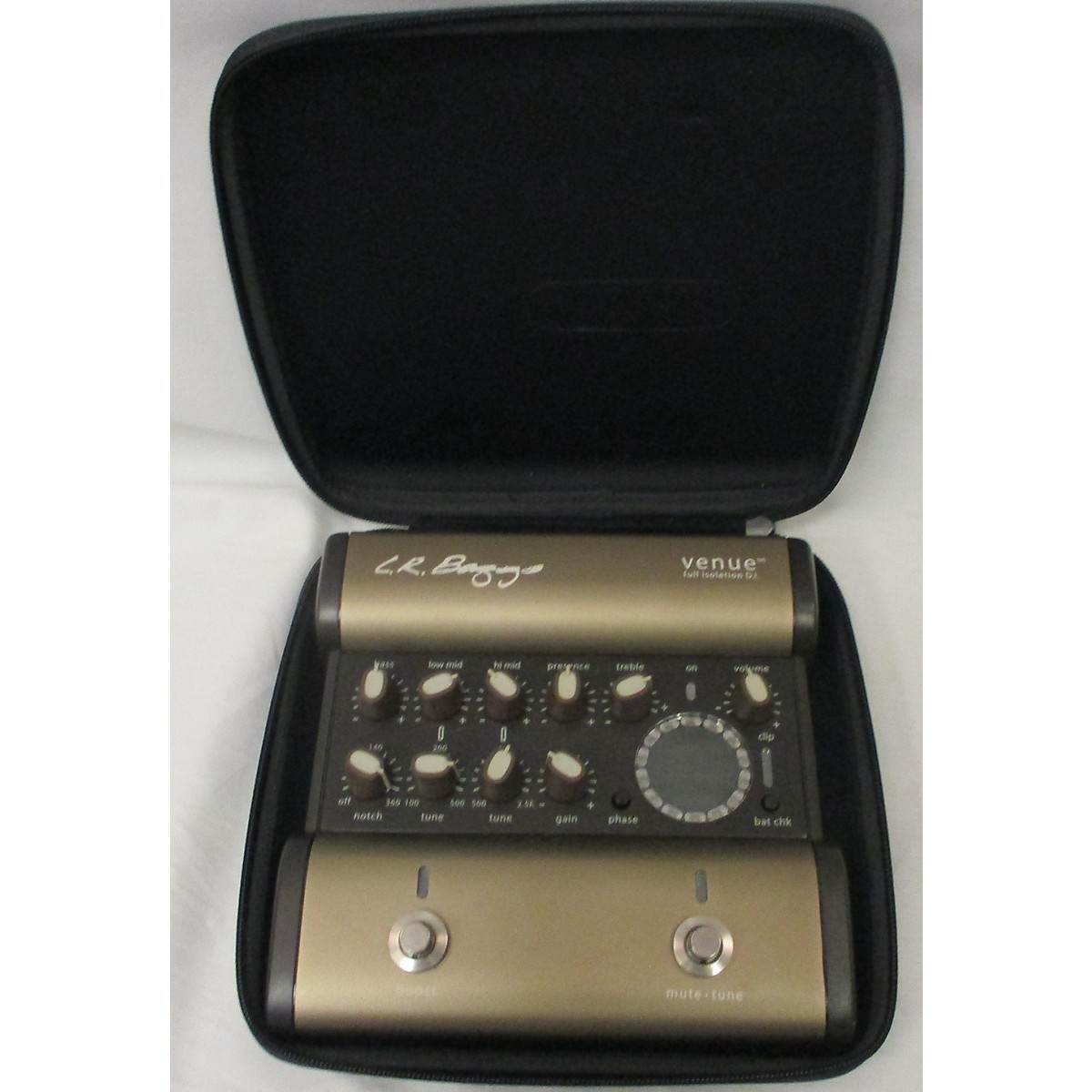 LR Baggs Venue DI Direct Box