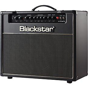 blackstar venue series ht club 40 40w tube guitar combo amp black guitar center. Black Bedroom Furniture Sets. Home Design Ideas