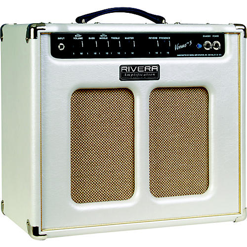 Rivera Venus 3 15W 1x10 Tube Guitar Combo Amp