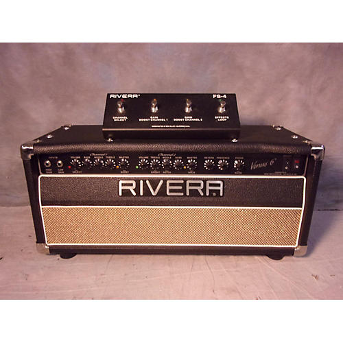 Rivera Venus 6 Tube Guitar Amp Head