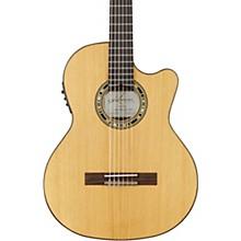 Verea Cutaway Acoustic-Electric Nylon Guitar Level 2 Natural 190839532305