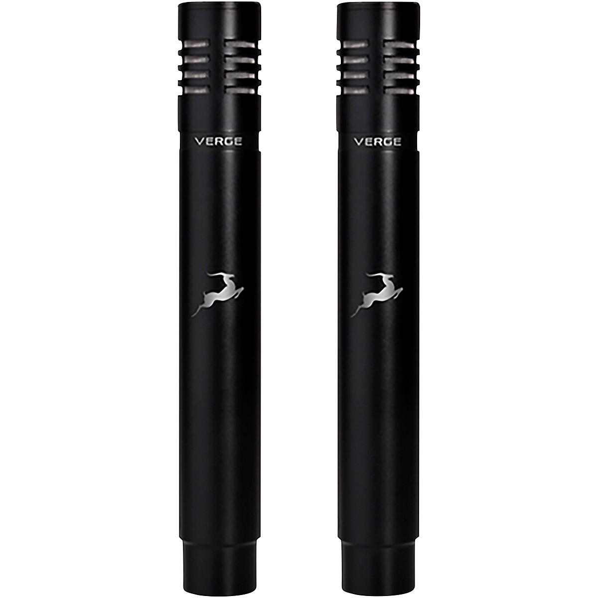 Antelope Audio Verge Modeling Microphones Bundle (2 Pack)