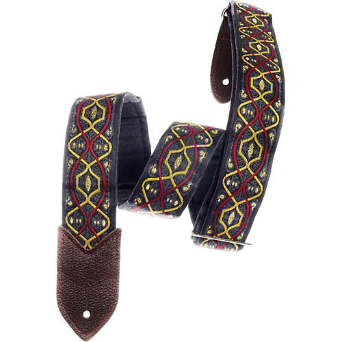 Jodi Head Verna Melanie Denim Slider Guitar Strap