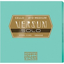 Thomastik Versum Solo A and D Cello String Combo Pack