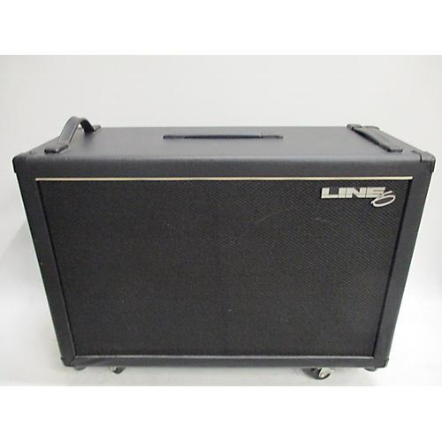 used line 6 vettaville 2x12 guitar cabinet guitar center. Black Bedroom Furniture Sets. Home Design Ideas