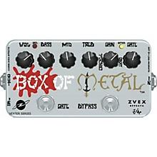 Zvex Vexter Box of Metal Distortion Guitar Effects Pedal Level 2 Regular 190839287205