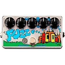 Zvex Vexter Fuzz Factory Guitar Effect Pedal