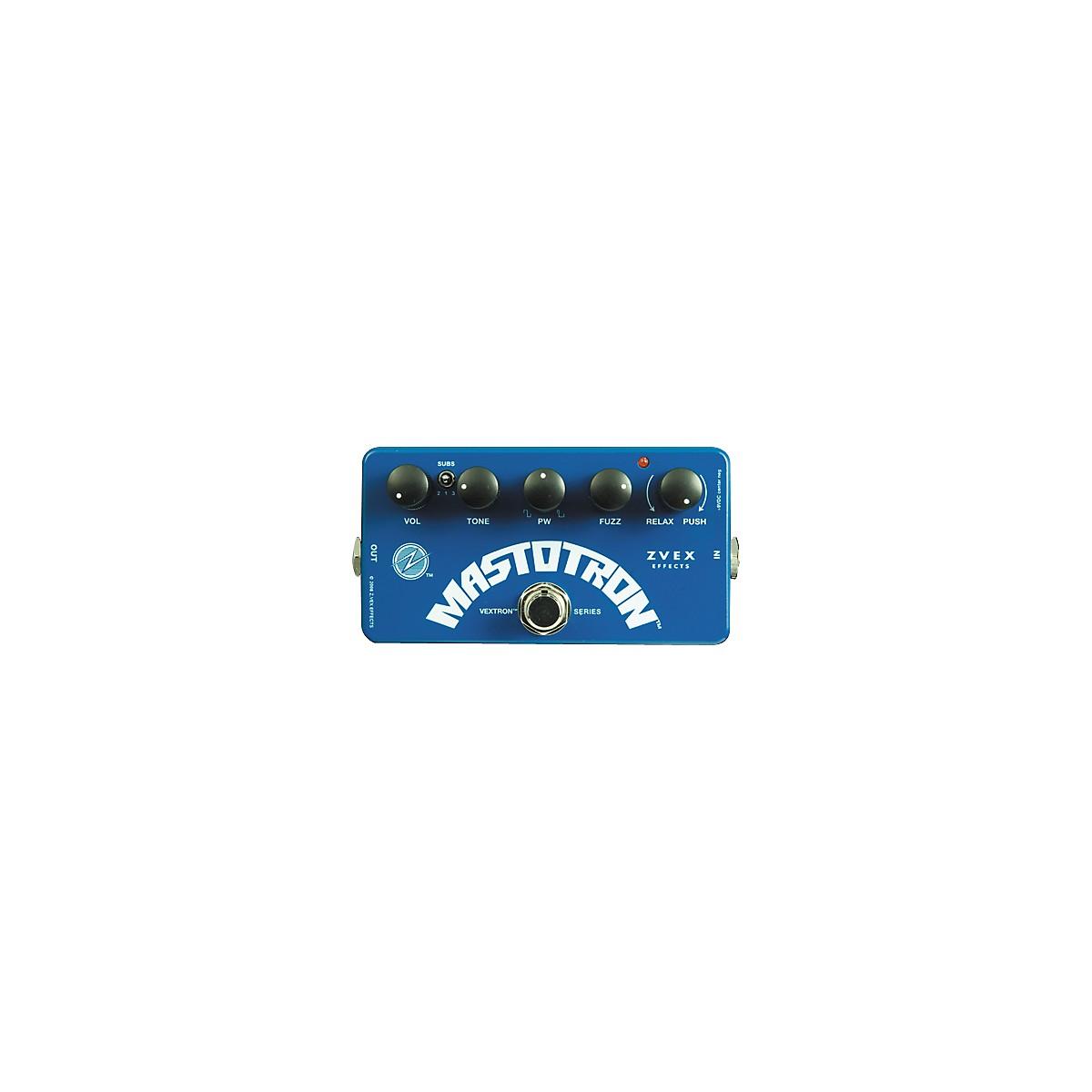 ZVex Vextron Series Mastotron Fuzz Guitar Effects Pedal