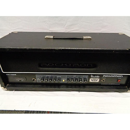 Rocktron Vh160r Solid State Guitar Amp Head