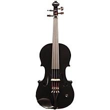 Barcus Berry Vibrato-AE Series Acoustic-Electric Violin Level 2 Piano Black 190839236715