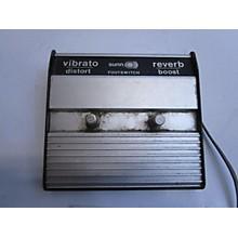 Sunn Vibrato Reverb Effect Pedal