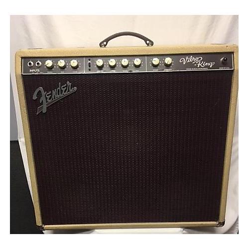Fender Vibro King Custom 60W 3x10 Tube Guitar Combo Amp