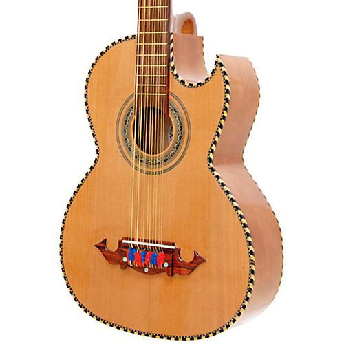 Paracho Elite Guitars Victoria 12 String Bajo Sexto