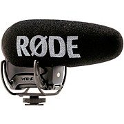 VideoMic Pro+ On-Camera Shotgun Microphone